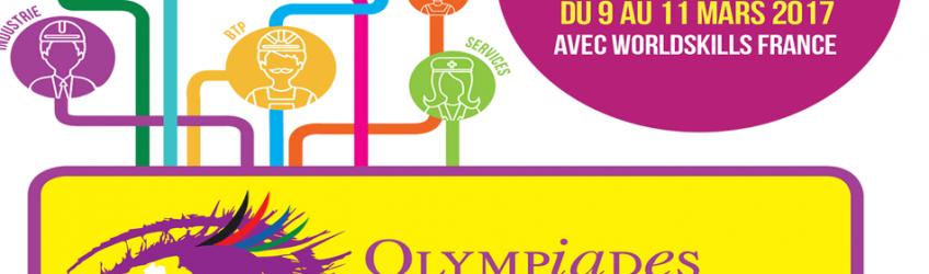 La Grande Jaugue Partenaire de la finale Nationale des Olympiades des métiers